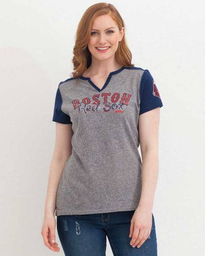 Boston Red Sox Women's Invulnerable Tee