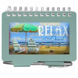 Wellspring Relax at the Beach Password Book