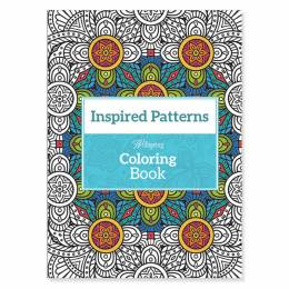 Wellspring Inspired Patterns Travel Coloring Book