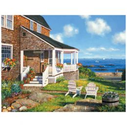 White Mountain Puzzles Ocean Avenue Puzzle