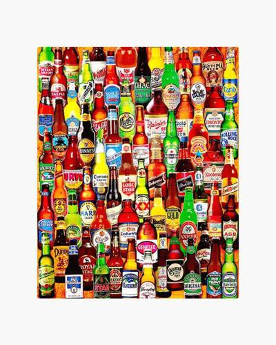 99 Bottles of Beer Jigsaw Puzzle