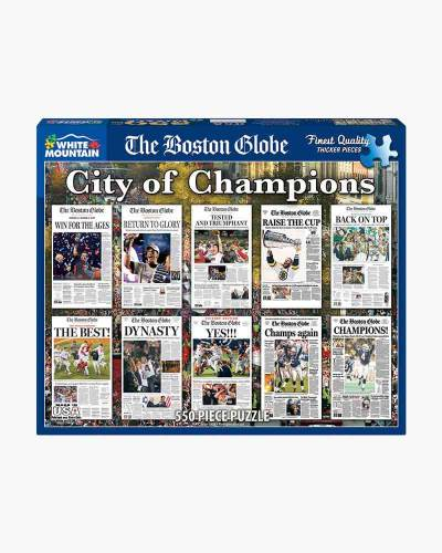City of Champions Jigsaw Puzzle (550 pc.)