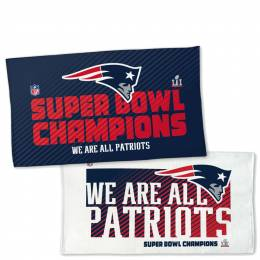 Wincraft New England Patriots Super Bowl LI Locker Towel