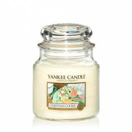 Yankee Candle Christmas Cookie Medium Jar Candle
