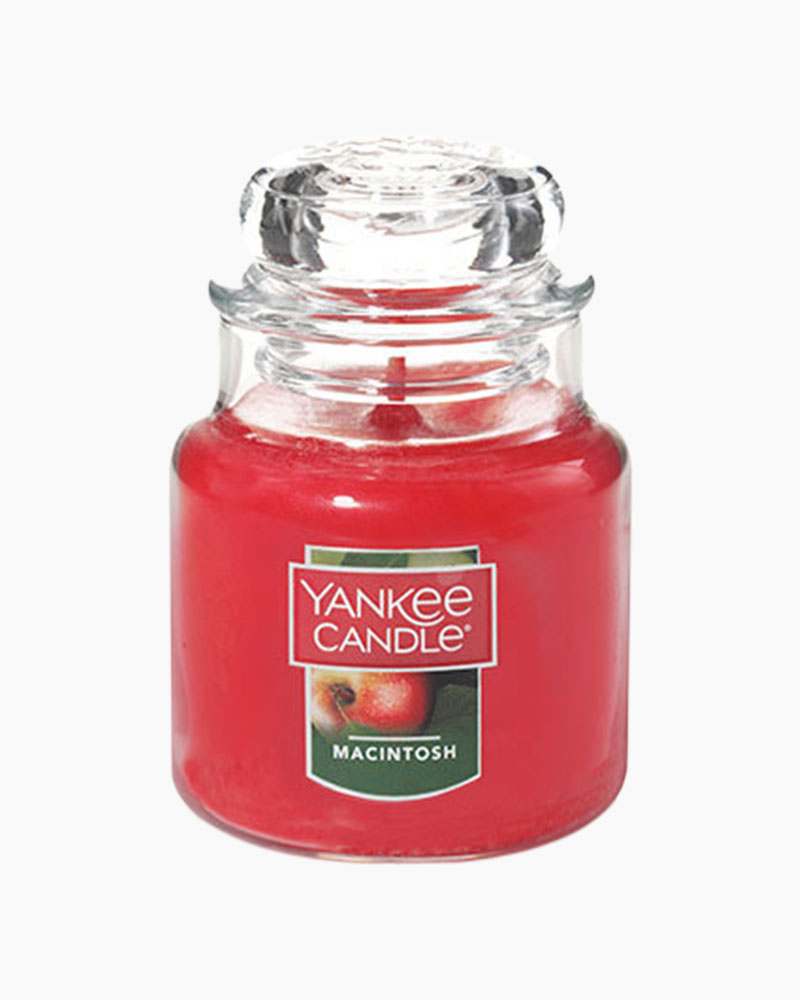 Yankee Candle Macintosh Small Jar Candle