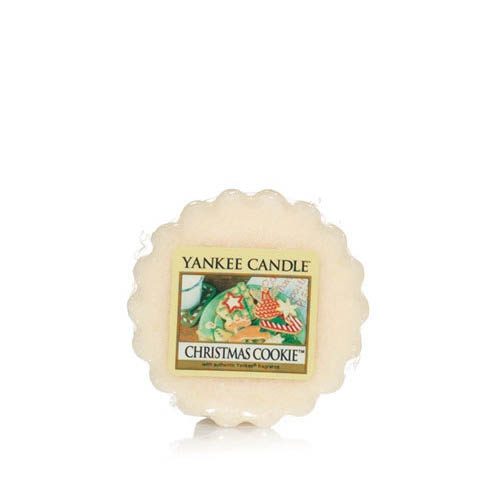 Yankee Candle Christmas Cookie Tarts Wax Melt