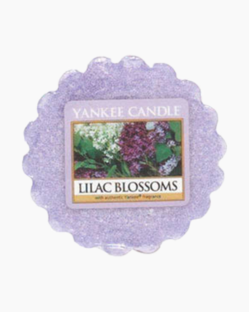 Yankee Candle Lilac Blossoms Tarts Wax Melt