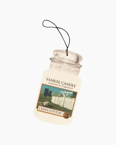 Clean Cotton Car Jar Single