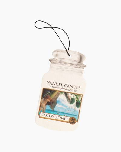 Coconut Bay Car Jar Single