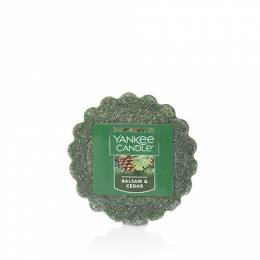 Yankee Candle Balsam and Cedar Tarts Wax Melt