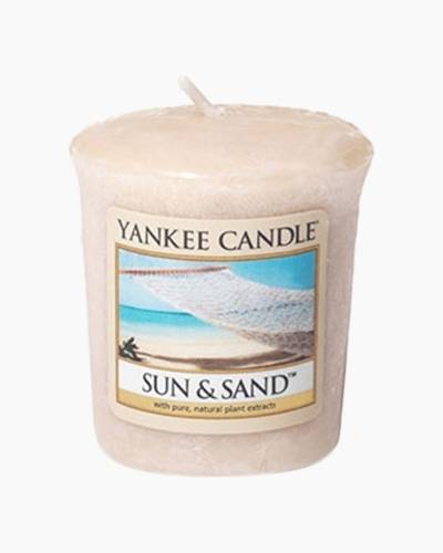 Sun and Sand Samplers Votive Candle