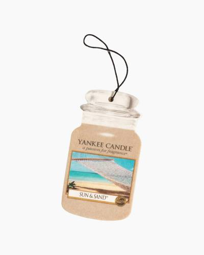 Sun and Sand Car Jar Single
