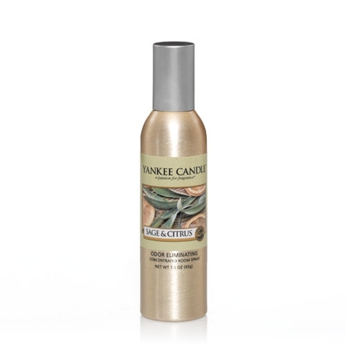 Yankee Candle Sage and Citrus Concentrated Room Spray