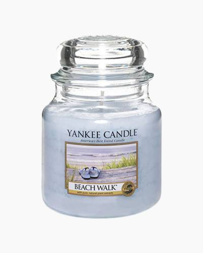 Beach Walk Medium Jar Candle