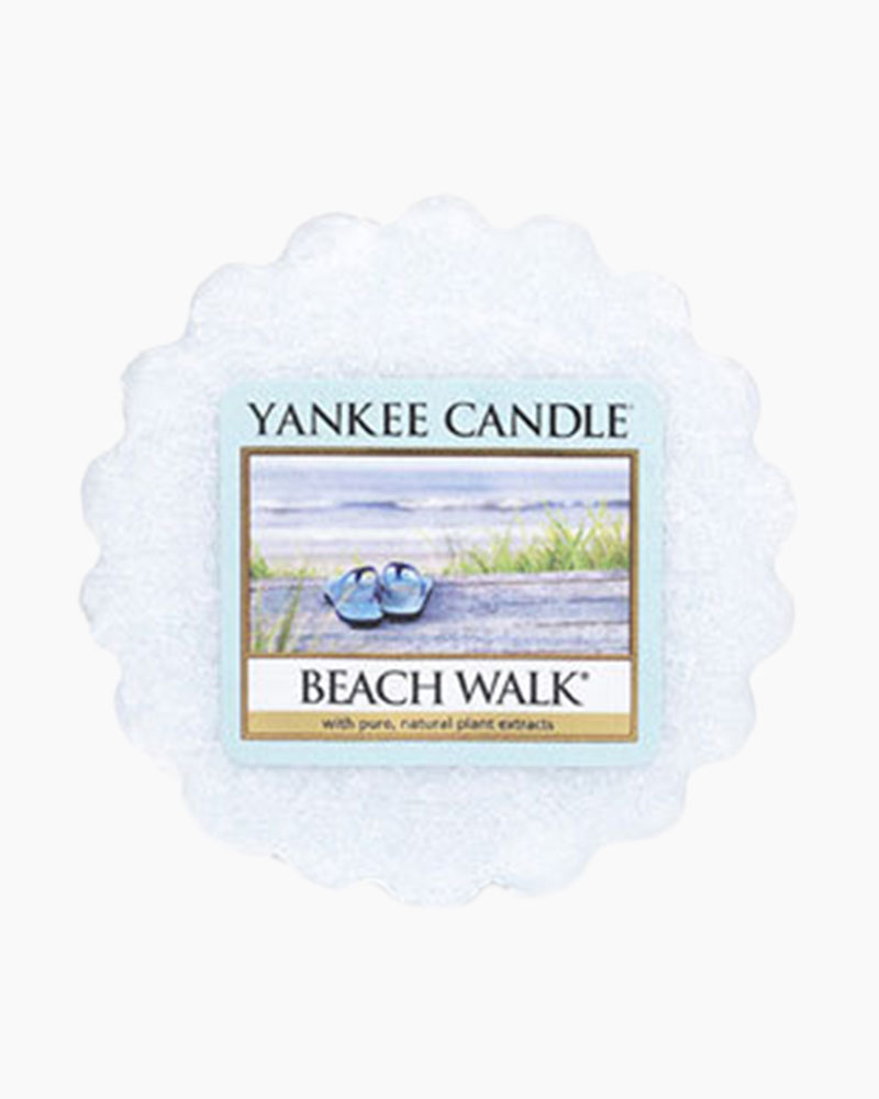 Yankee Candle Beach Walk Tarts Wax Melt