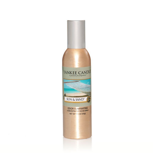 Yankee Candle Sun and Sand Concentrated Room Spray