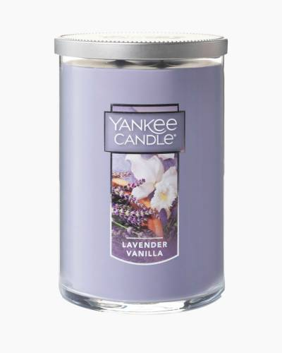 Lavender Vanilla Large 2-Wick Tumbler Candle