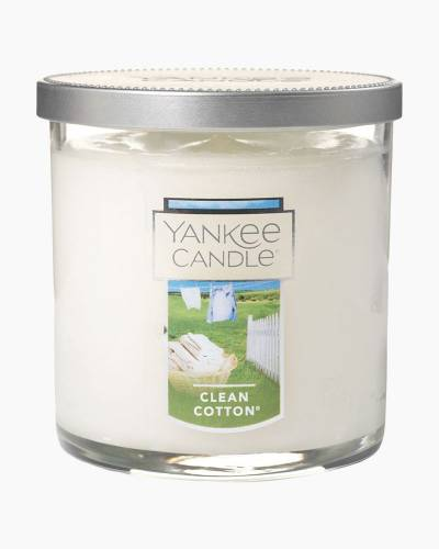 Clean Cotton Small Tumbler Candle