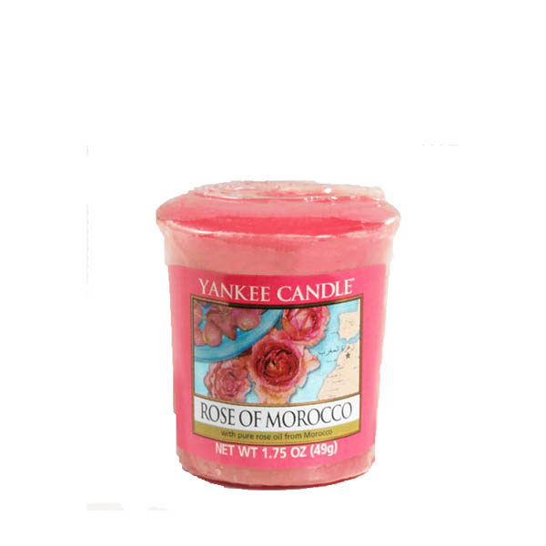 Rose of Morocco Samplers Votive Candle