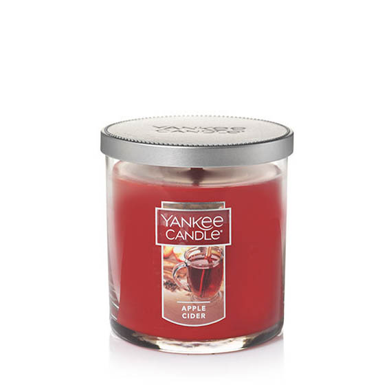 Yankee Candle Apple Cider Regular Tumbler Candle