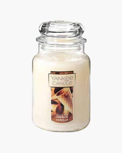French Vanilla Large Jar Candle