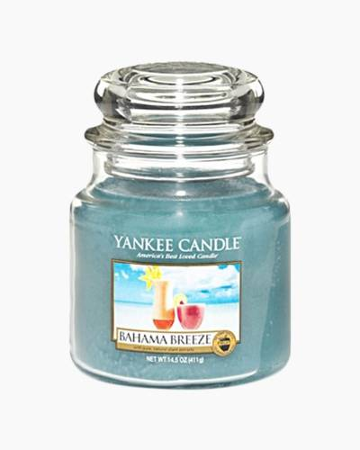 Bahama Breeze Medium Jar Candle