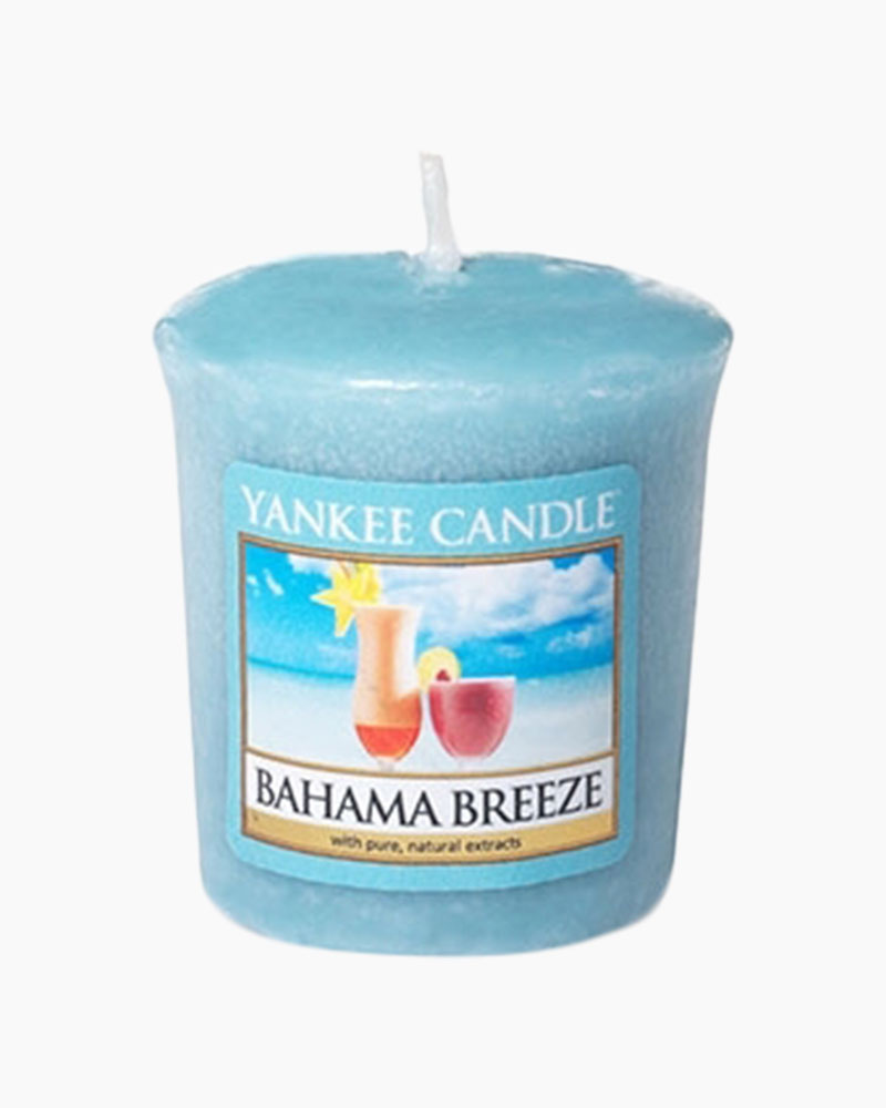 Yankee Candle Bahama Breeze Samplers Votive Candle