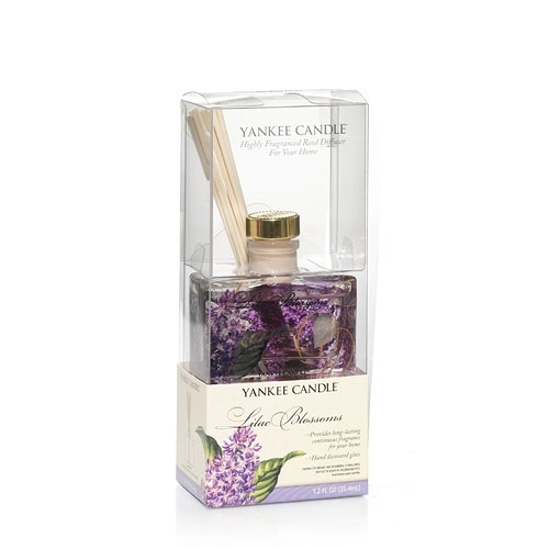 Yankee Candle Lilac Blossoms Mini Signature Reed Diffuser