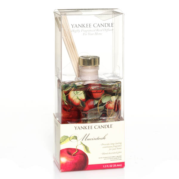 Yankee Candle Macintosh Mini Signature Reed Diffuser