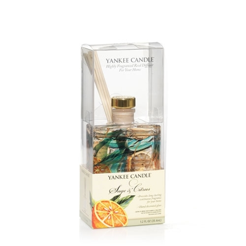 Yankee Candle Sage and Citrus Mini Signature Reed Diffuser