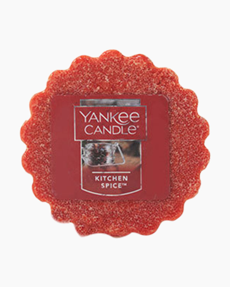Yankee Candle Kitchen Spice Tarts Wax Melt