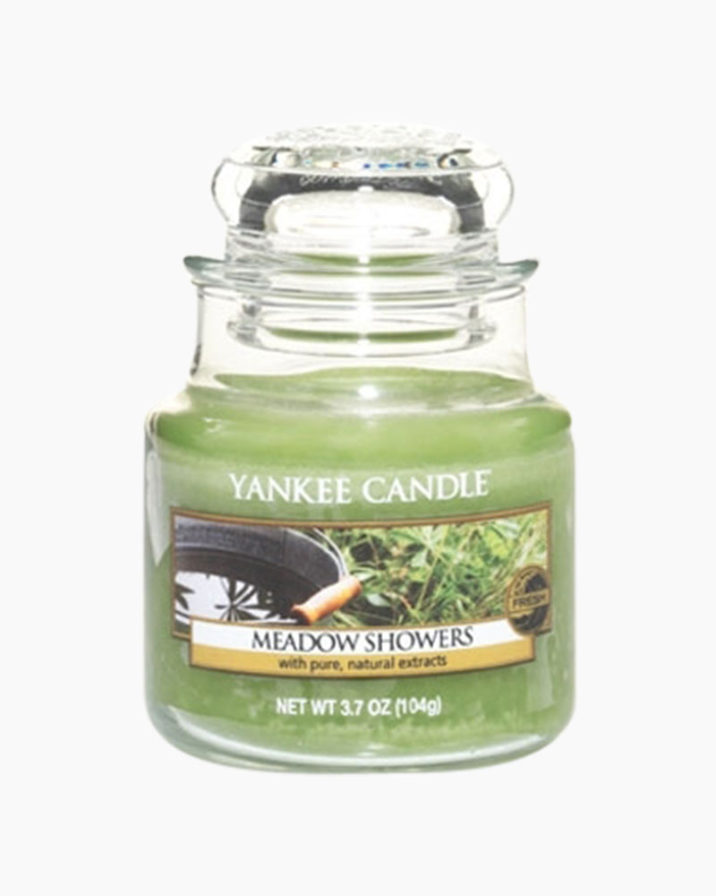 Yankee Candle Meadow Showers Small Jar Candle