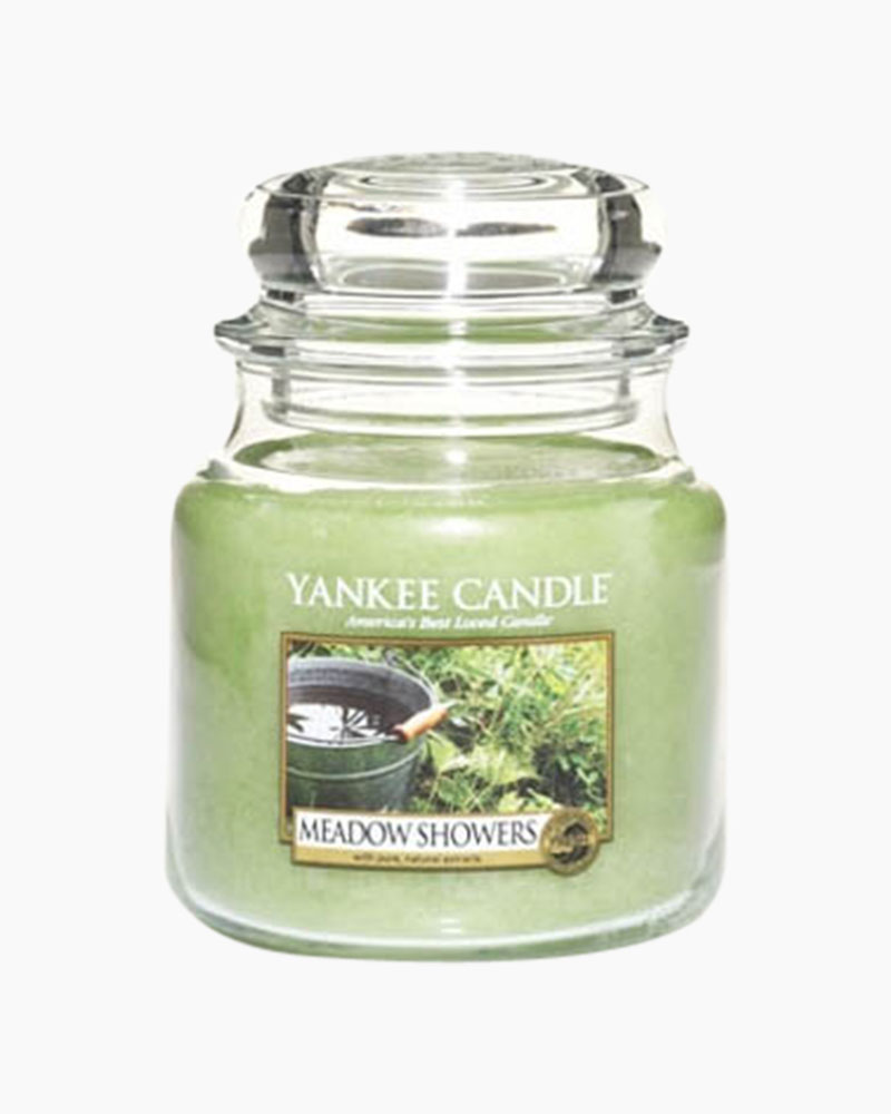 Yankee Candle Meadow Showers Medium Jar Candle