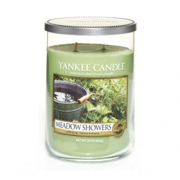 Yankee Candle Meadow Showers Large 2-Wick Tumbler Candle