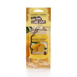 Yankee Candle Meyer Lemon Car Jar Single