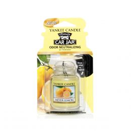 Yankee Candle Meyer Lemon Car Jar Ultimate