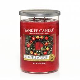 Yankee Candle Red Apple Wreath Large 2-Wick Tumbler Candle