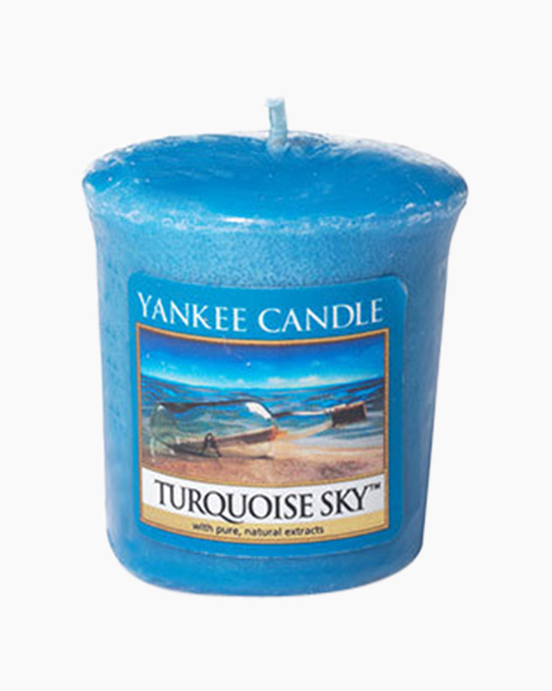 Yankee Candle Turquoise Sky Samplers Votive Candle