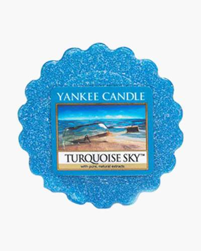 Turquoise Sky Tarts Wax Melt