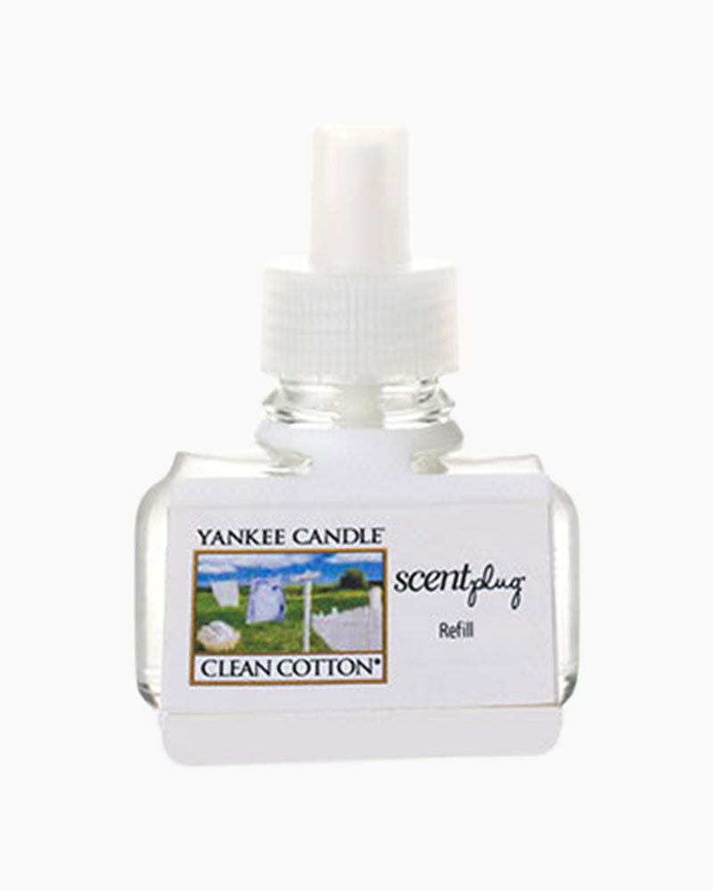 Yankee Candle Clean Cotton ScentPlug Refill