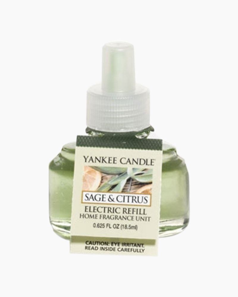 Yankee Candle Sage and Citrus ScentPlug Refill
