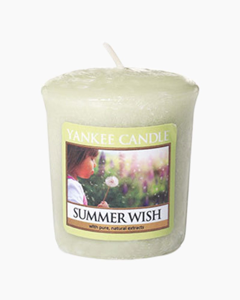 Yankee Candle Summer Wish Samplers Votive Candle