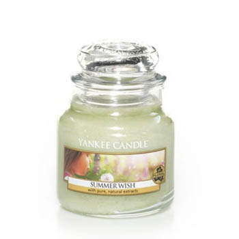 Yankee Candle Summer Wish Small Jar Candle