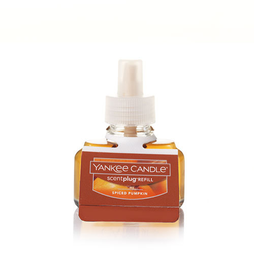 Yankee Candle Spiced Pumpkin ScentPlug Refill