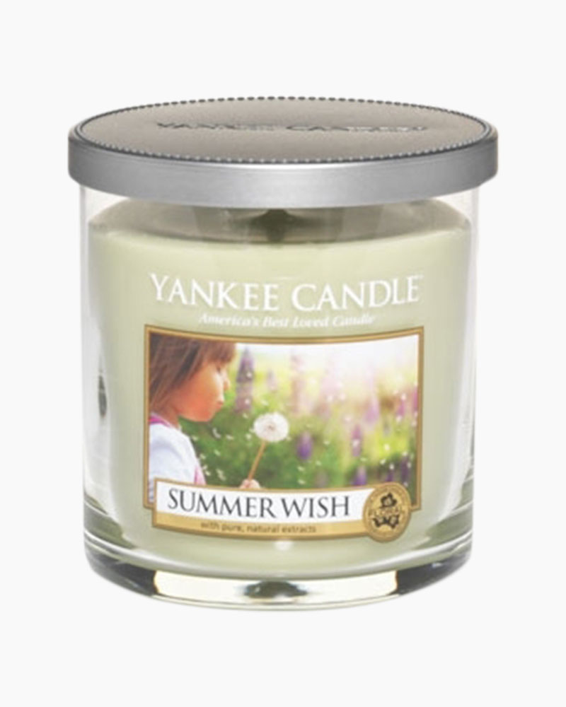Yankee Candle Summer Wish Regular Tumbler Candle