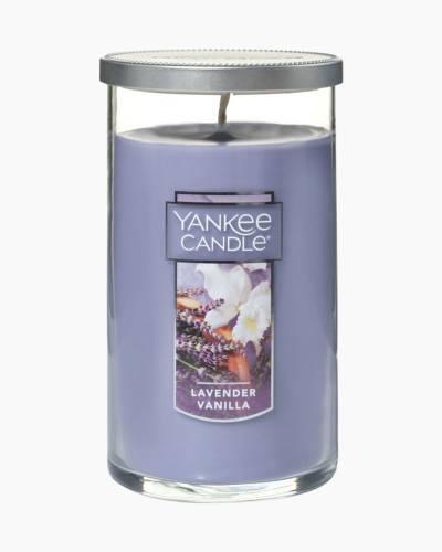 Lavender Vanilla Medium Perfect Pillar Candle