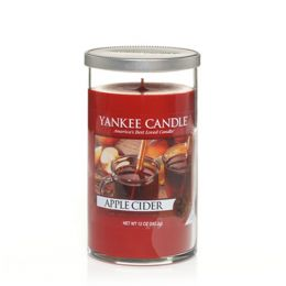 Yankee Candle Apple Cider Medium Perfect Pillar Candle