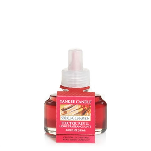 Yankee Candle Sparkling Cinnamon ScentPlug Refill