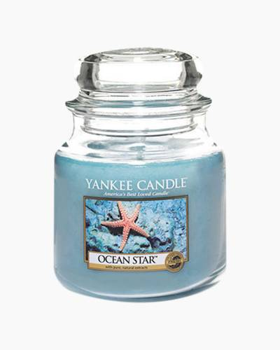 Ocean Star Medium Jar Candle
