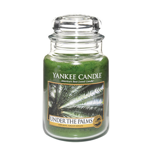 Yankee Candle Under the Palms Large Jar Candle